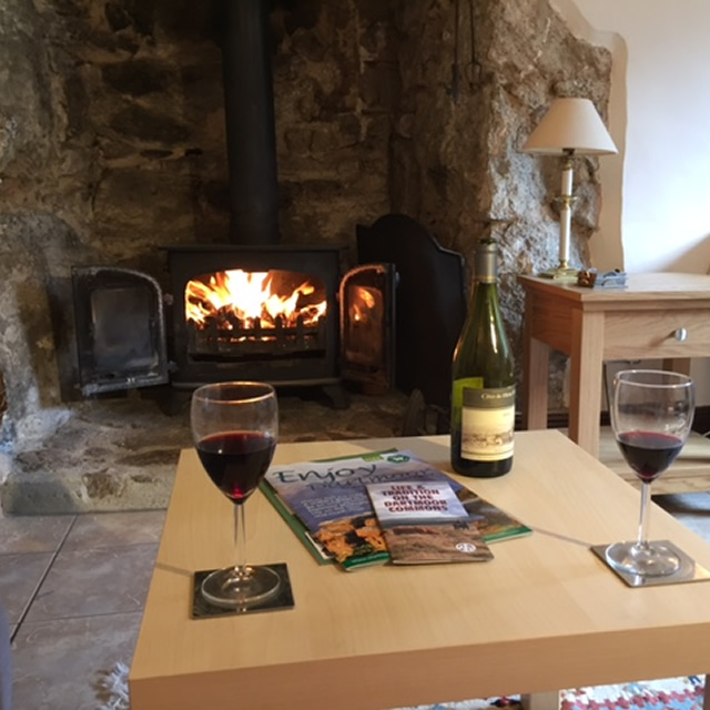 Lustleigh Cottage to rent, Devon