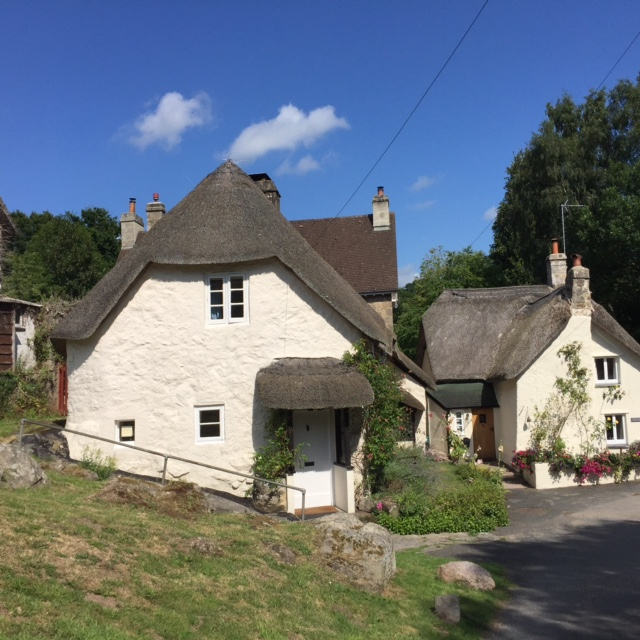 Holiday Cottage, Lustleigh, Devon